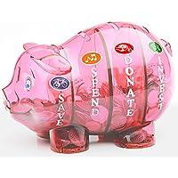 Pig Savvy Money - Pink