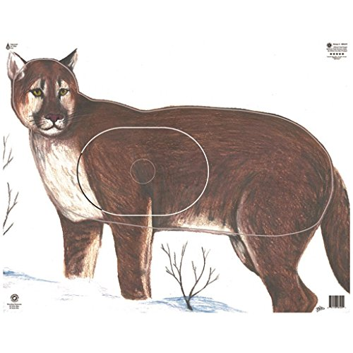 Maple Leaf NFAA Animal Faces Group 2 Cougar