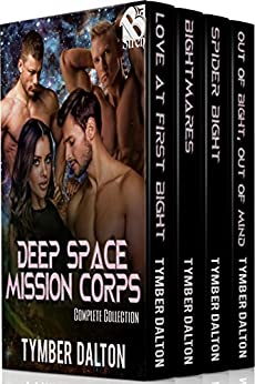 Deep Space Mission Corps Complete Collection [Box Set 79] (Siren Publishing Menage Everlasting) de [Dalton, Tymber]