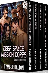 Deep Space Mission Corps Complete Collection [Box Set 79] (Siren Publishing Menage Everlasting)