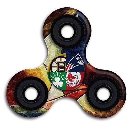 Boston Fidget Spinner Toy Fingertip For ADD ADHD