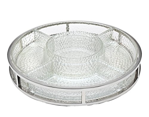 Shannon Crystal Galleria Glass Serving product image