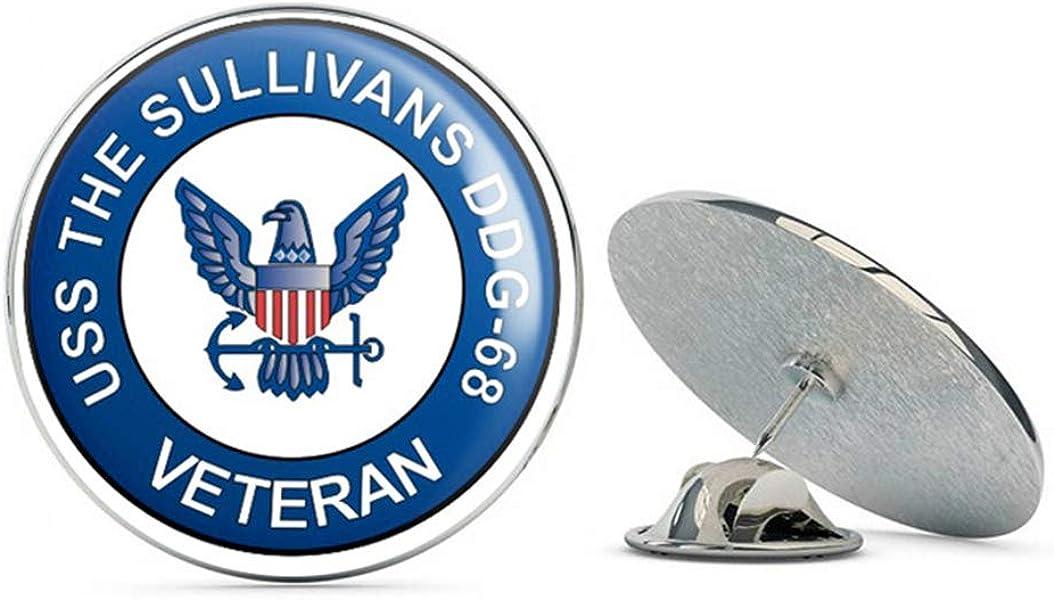 Sullivans Auto Trading >> Amazon Com Us Navy Uss The Sullivans Ddg 68 Veteran