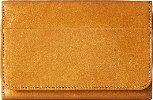 Hobo Womens Jill Trifold Wallet Earth One Size by HOBO