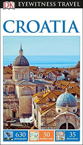 (DK Eyewitness Travel Guide Croatia)