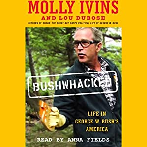 Bushwhacked Audiobook