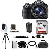 Sony Cyber-shot DSC-HX400 Digital Camera (Black) (Bronze Bundle)