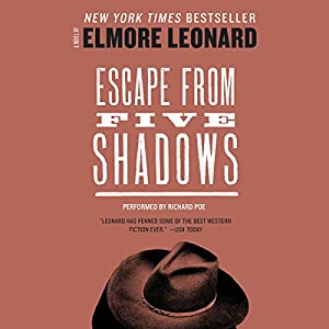 Escape from Five Shadows Audiobook