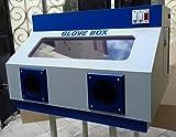 Laboratory Glove Box Inoculation Chamber Aseptic