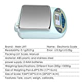 Mein LAY 0.01g Lab Analytical Electronic Balance