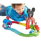 Fisher-Price Mickey's Train Ride Playset