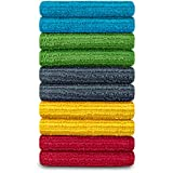 DecorRack 10 Pack 100% Cotton Bar Mop, 16 x 19