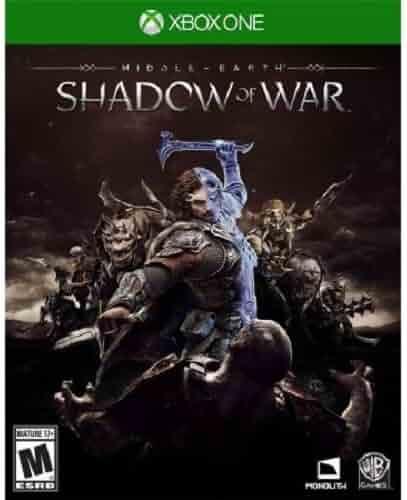 Warner Bros. Middle Earth: Shadow of War (XB1)