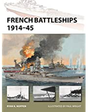 French Battleships 1914–45