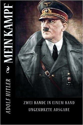 Adolf Hitler Mein Kampf Pdf German