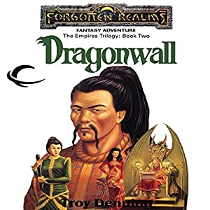Dragonwall Audiobook