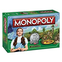 Monopoly, the Wizard of Oz 75th Anniversary Collector's Edition