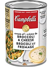 Campbell's, Broccoli Cheese Soup, 284 mL (Packaging May Vary)