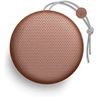 B&O PLAY by Bang & Olufsen Beoplay A1 Portable Bluetooth Speaker with Microphone (Tangerine)