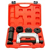 8milelake Ball Joint Service Tool with 4-wheel Drive Adapters
