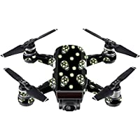 Skin For DJI Spark Mini Drone – Glow Stars   MightySkins Protective, Durable, and Unique Vinyl Decal wrap cover   Easy To Apply, Remove, and Change Styles   Made in the USA