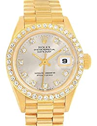 Datejust Automatic-self-Wind Female Watch 69178 (Certified Pre-Owned)