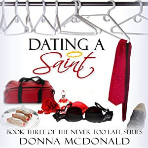 Dating a Saint Audiobook
