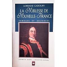 Noblesse De Nouvelle France    C.Q.102