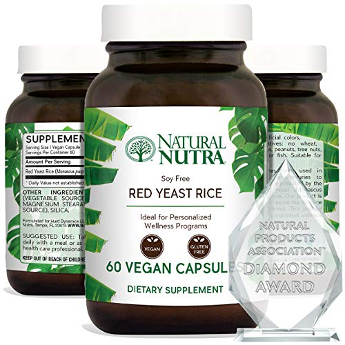 Natural Nutra Red Yeast
