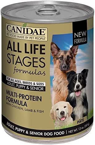 Dog Food: CANIDAE All Life Stages