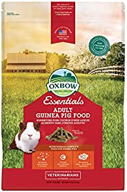 OXBOW 1022051000 Essentials Adult Guinea Pig Food 10-Pound Bag