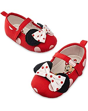 Store Red Polka Dot Minnie Mouse Baby Costume Dress Up Shoes