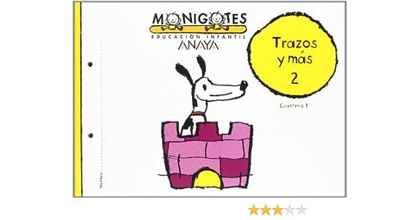 Trazos y más 2: pack (Monigotes): Amazon.es: Anaya Educación: Libros
