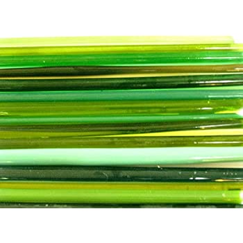 Mixed Pinks 1lb Devardi Glass Rods Lampwork COE 104