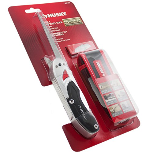 Husky 5 in 1 Professionals Drywall Tool
