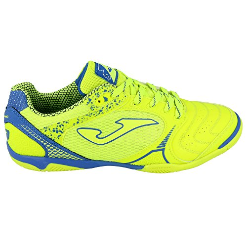 Jaune bleu zapatos In 811 Fluo Dribling Joma ARB7qw8pA