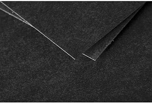 Clairefontaine 5443C Packung mit 20 Umschläge Pollen in Format 165 x 165mm, 120g, elfenbein