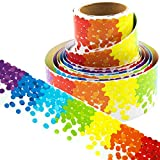 Colorful Confetti Bulletin Board Borders for Classroom 36ft