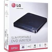 LG External USB DVD Writer (Black)