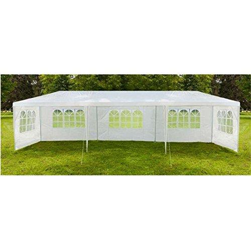 sourcidys 08060-Zelt Rezeption weiß 3x 9m