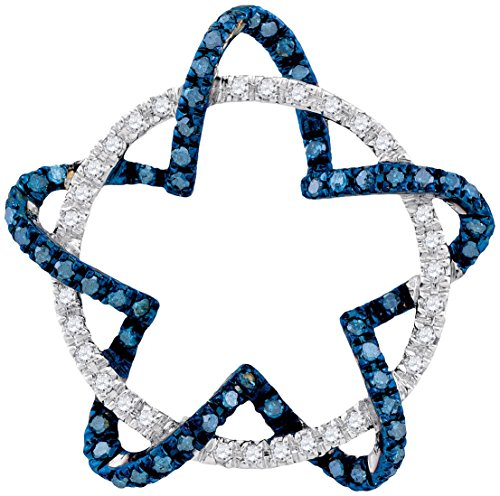 Prices for Diamond Circle Star Pendant - 6