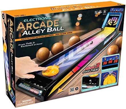 Ambassador Electronic Arcade Alley Ball: Amazon.es: Deportes y aire libre