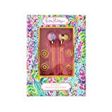 Lilly Pulitzer Earbuds - Catch The Wave