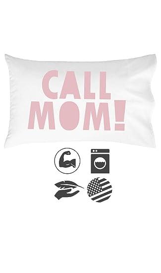 Amazon.com: Oh, Susannah llamada mamá funda de almohada ...