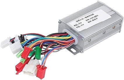 Alomejor 24v 350w Controller Dual Mode Brushless Controller Brushless Motor Regulator Drehzahlregler Sport Freizeit