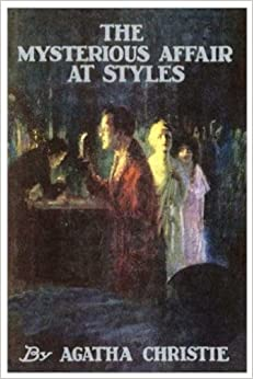 Book The Mysterious Affair at Styles