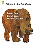 img - for Brown Bear, Brown Bear, What Do You See?. by Bill Martin, JR. book / textbook / text book