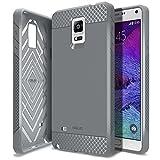 Best Case Galaxy Note 4s - Galaxy Note 4 Case, OBLIQ [Flex Pro][Gray] Thin Review