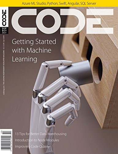 CODE Magazine - 2017 Sep/Oct