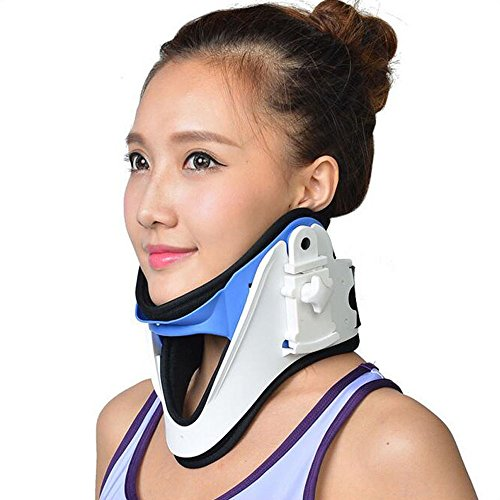 (Ober Medical Cervical Vertebra Tractor Neck Support Brace Traction Treatment for Neck Pain Spondylosis Correct Posture Cervical Collar Spine Stretch Corrector Neck Spine Fixation)